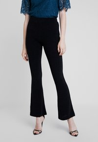 b.young - BYSELBY PANTS - Pantaloni - black - 0