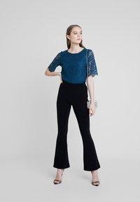 b.young - BYSELBY PANTS - Pantaloni - black - 1