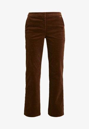 ESTELE PANTS - Pantalon classique - golden toffee