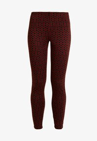 b.young - BYROSSA - Leggings - Trousers - black - 3