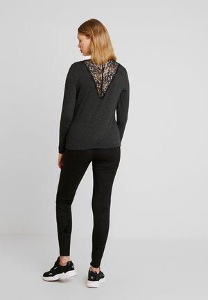 BYRILMA - Leggings - Trousers - black