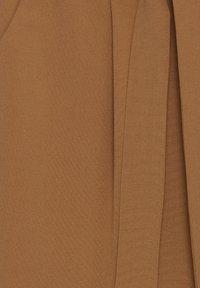 b.young - BYDANTA - Spodnie materiałowe - camel - 3