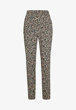 BYISOLE PANTS - Trousers - black combi