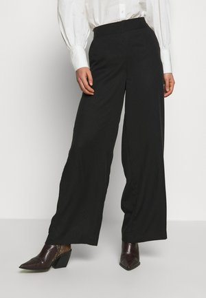 BYGOLDA PANTS - Trousers - black