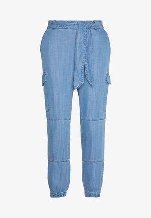 BYLANA  - Trousers - blue