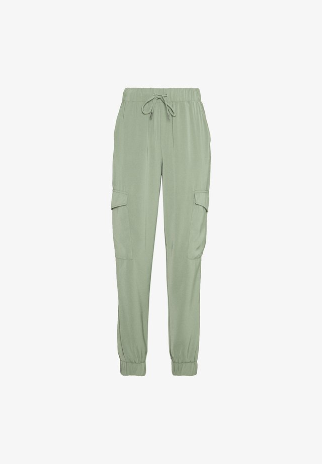 BYABEL PANTS  - Trousers - sea green