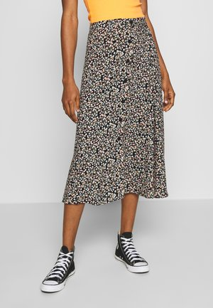 BYISOLE SKIRT - A-line skirt - black