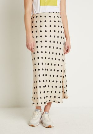 BYHALIMA SKIRT - Pencil skirt - cement