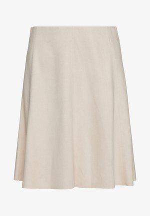 BYRILMA SKIRT - A-line skirt - cement