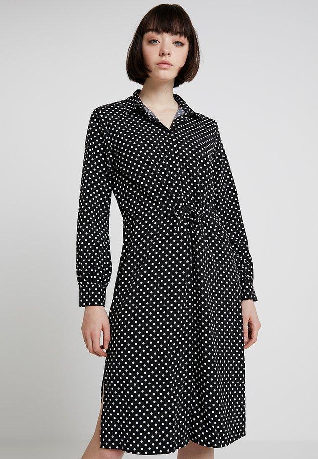 JAZIA DRESS - Korte jurk - black