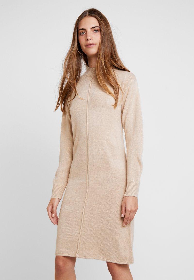 b.young - BYMALEA DRESS - Gebreide jurk - moonlight