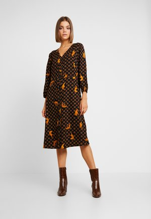 BXHELSINE DRESS - Shirt dress - multi-coloured