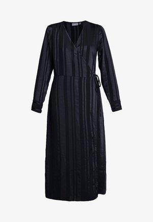 BYHELOUISE DRESS - Denní šaty - black