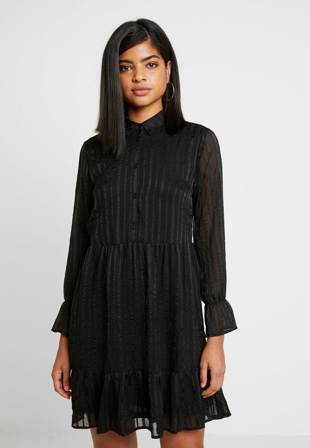 BXGINNI DRESS - Freizeitkleid - black