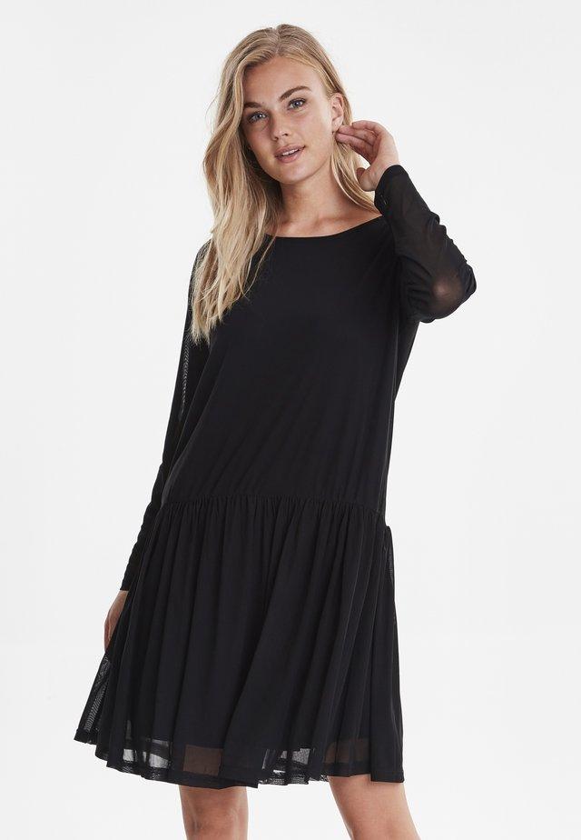 BXTYTTA - Jersey dress - black