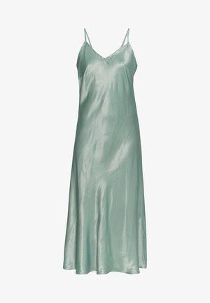 BYHALIMA SLIP IN DRESS - Vestido informal - sea green