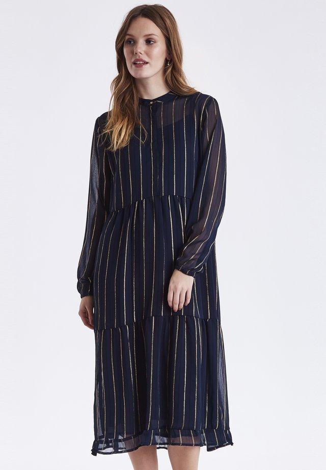 BXJETTE - Shirt dress - dark blue