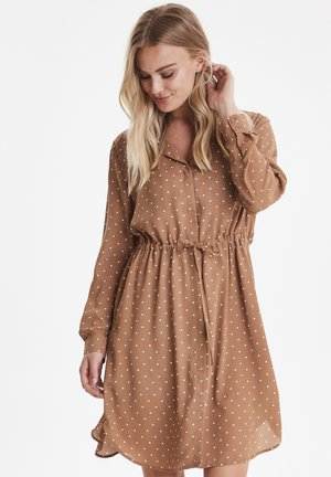 BYHIALICE  - Day dress - light brown