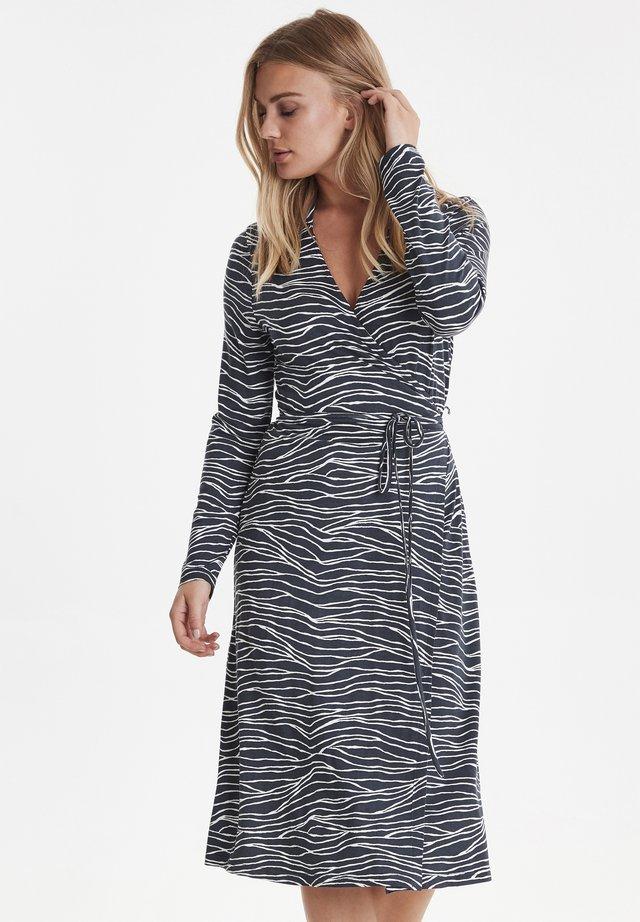 BYPEMMY  - Jersey dress - dark blue