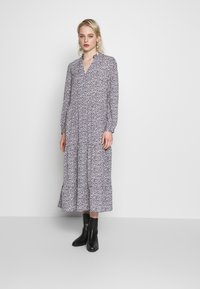b.young - BXITALLA LONG DRESS - Day dress - copenhagen night combi - 2