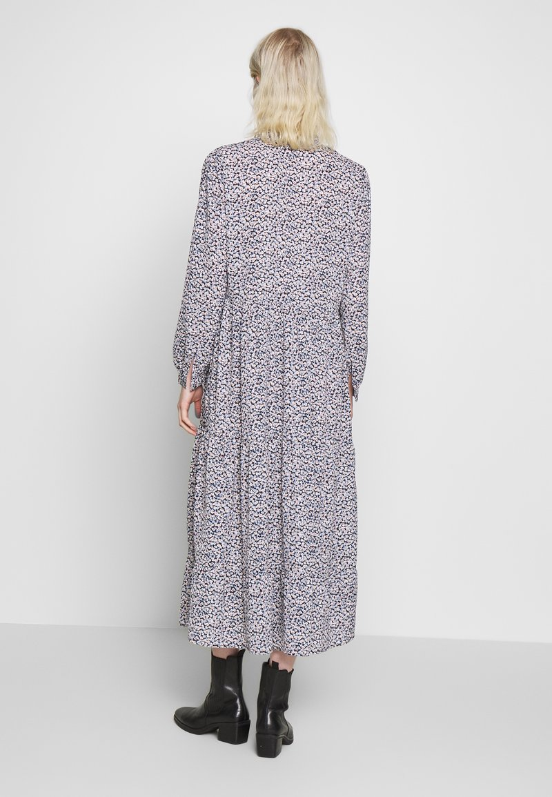 b.young - BXITALLA LONG DRESS - Day dress - copenhagen night combi