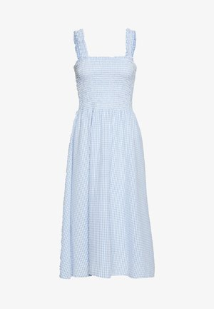 FANNY DRESS - Korte jurk - sky blue