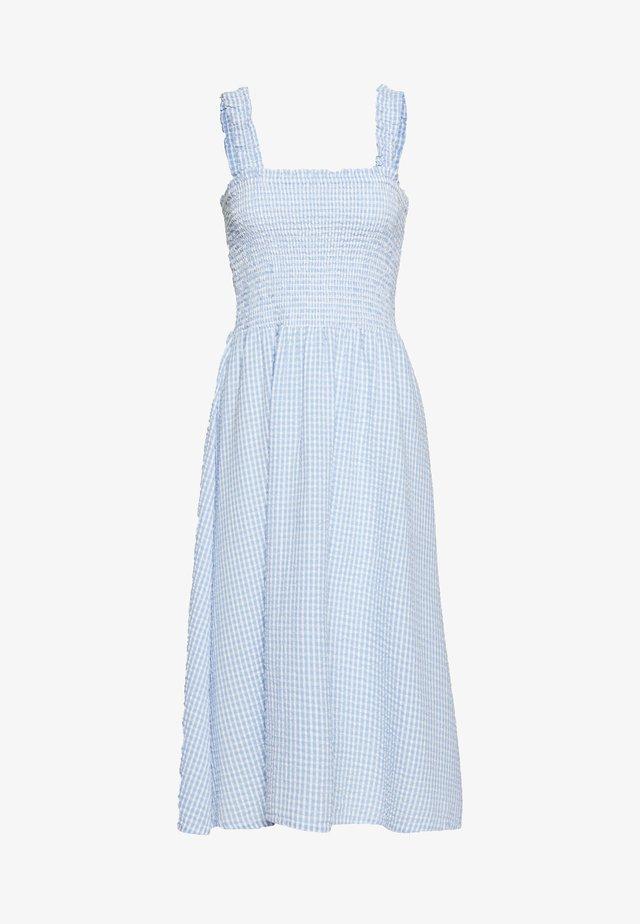 FANNY DRESS - Vapaa-ajan mekko - sky blue