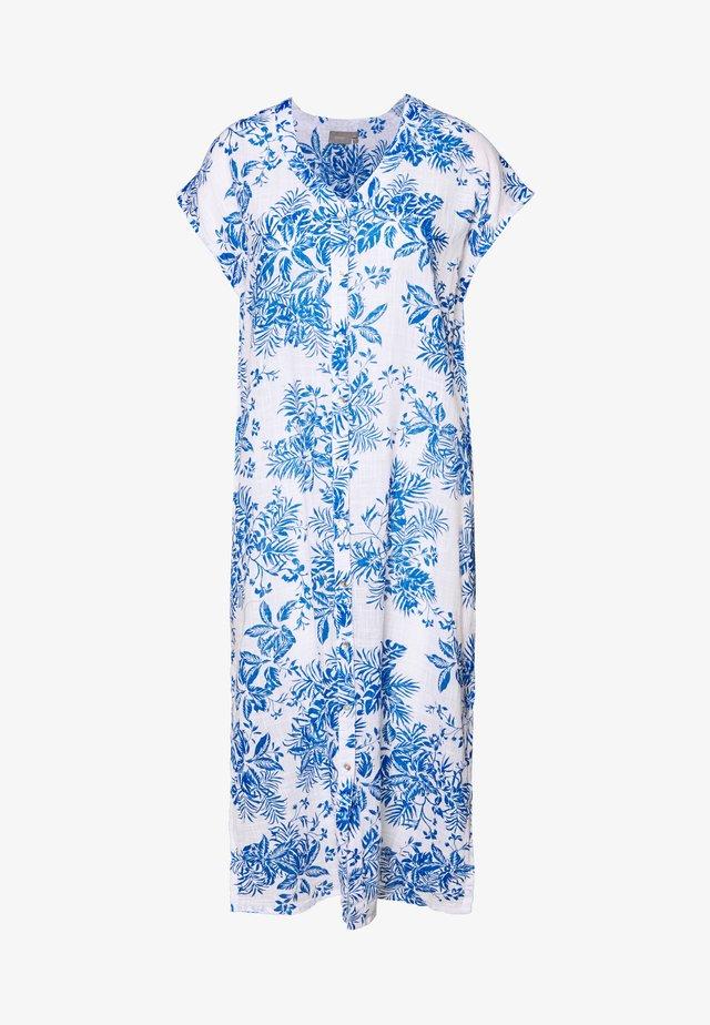 BYHENRI LONG DRESS - Maxi-jurk - lapis blue
