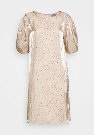 GIELA DRESS - Vestito estivo - beige