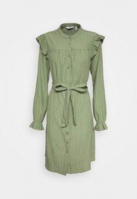 b.young - DRESS - Shirt dress - sea green - 4