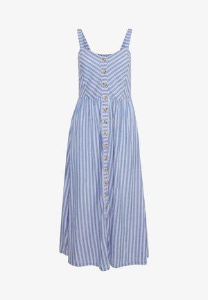 BYJOANNA  - Shirt dress - lapis blue
