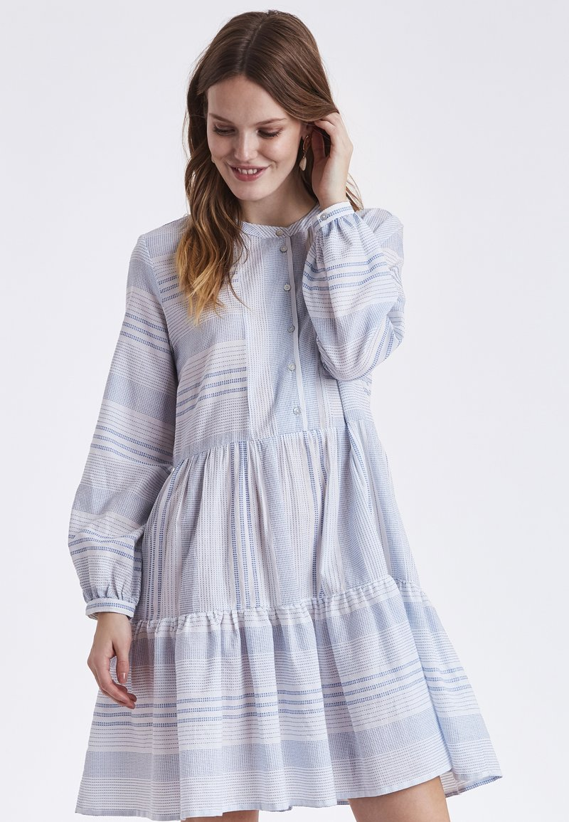b.young - BYILMA - Shirt dress - off-white
