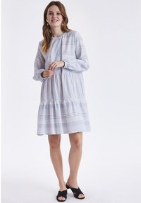 b.young - BYILMA - Shirt dress - off-white - 1