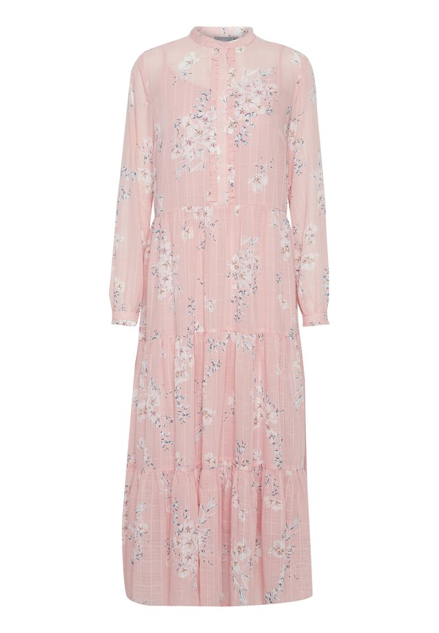 BYGRACIE - Maxi dress - rose pearl combi