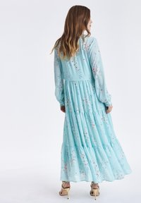 b.young - BYGRACIE - Maxi dress - bleached aqua combi - 2