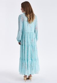 b.young - BYGRACIE - Maxi dress - bleached aqua combi - 3