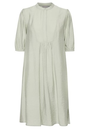 B.YOUNG BXIGGA LIGHT WOVEN - Day dress - sea green
