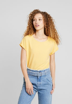 PAMILA - T-shirts - melange/cornsilk