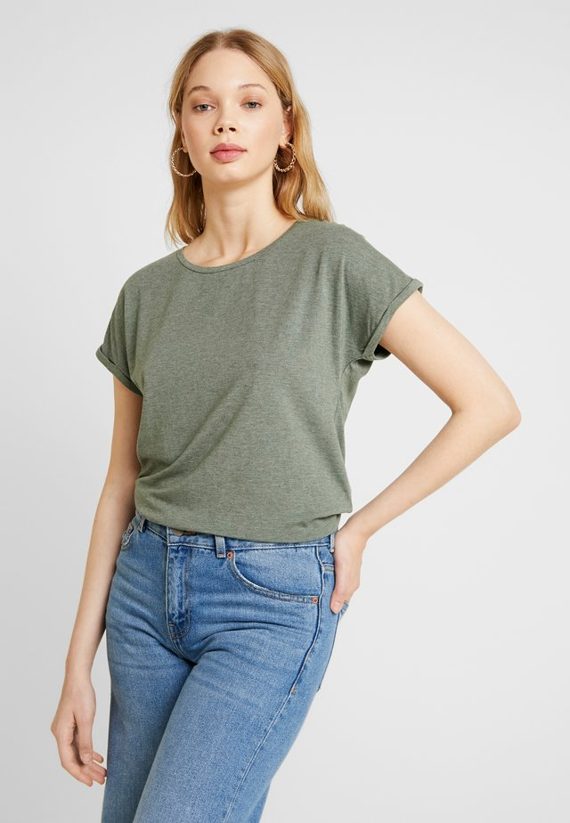 PAMILA - Basic T-shirt -  sea green