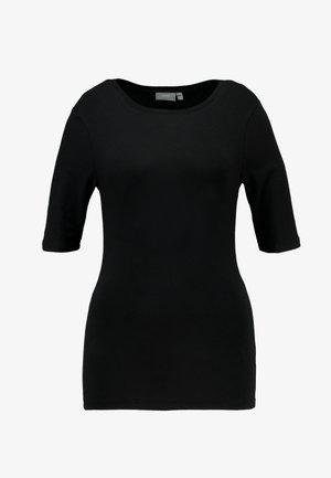 BYPAMILA - T-shirt med print - black