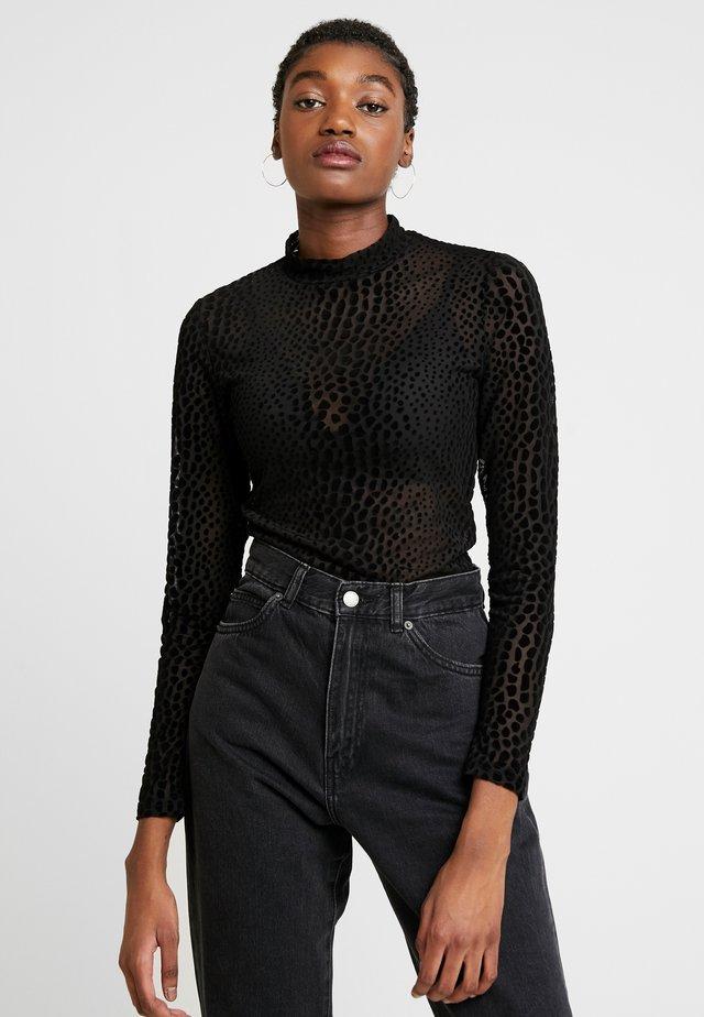 PUK - Langarmshirt - black