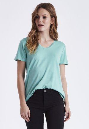 B.YOUNG BYREXIMA  - T-shirt basique -  blue