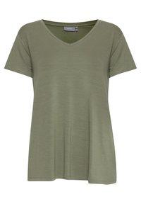 b.young - B.YOUNG BYREXIMA  - Basic T-shirt - sea green - 0
