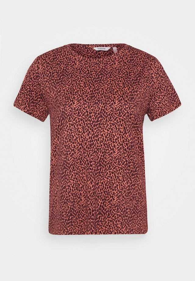 BYRILLO - T-shirt print - canyon rose