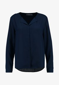 b.young - HIALICE - Button-down blouse - copenhagen night - 4