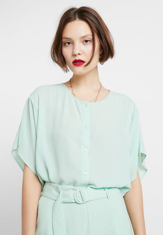 BYHIALICE - Bluse - pastel mint