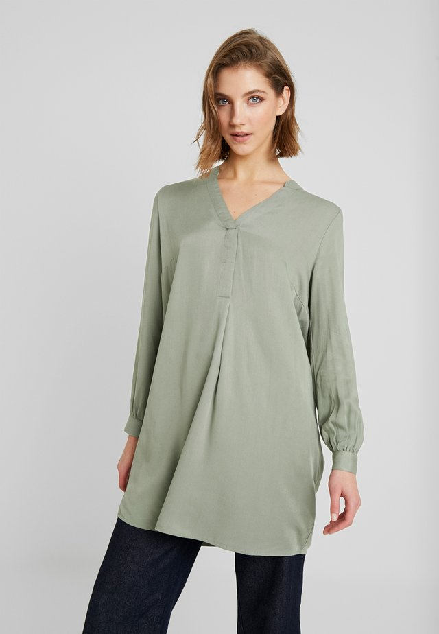 BYFILIZ TUNIC - Tunic - sea green