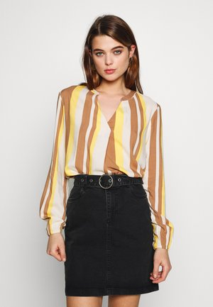 BYILLA BLOUSE - Bluser - yellow
