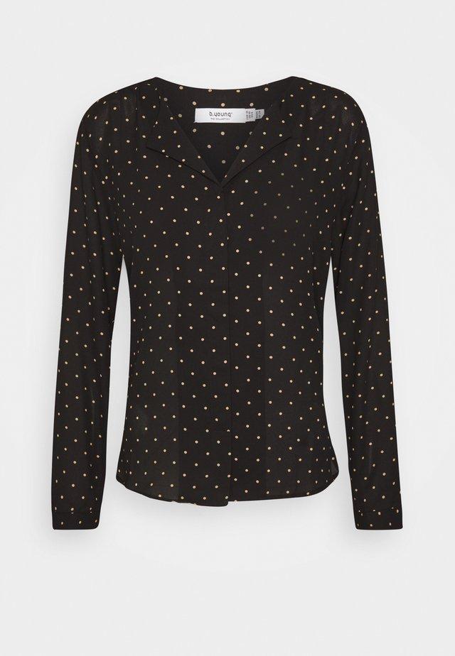BYHIALICE - Bluse - black combi