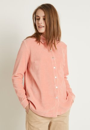BYPONDUS - Button-down blouse - coral